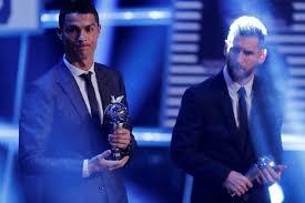 Cristiano Ronaldo gana el premio The Best 2017 y se consolida como el mejor jugador del mundo