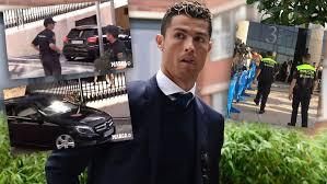 Hacienda duplica la deuda de Cristiano Ronaldo y le reclama 30 millones de euros
