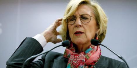 ¿Ha fichado el PP ficha a Rosa Díez?
