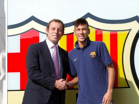 Ahora es Neymar quién demanda al Barça.