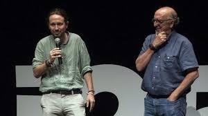 Jaume Roures a medio camino entre el comunismo, el independentismo y el capitalismo.