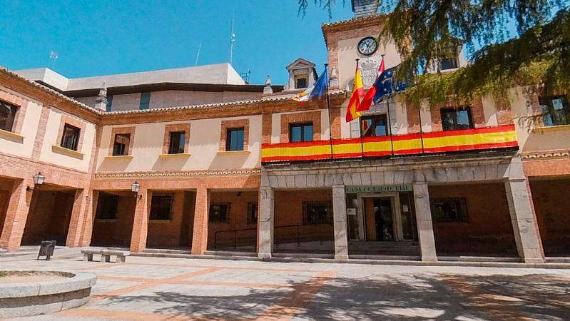 Ayer el PP ganó las elecciones en las Rozas y hoy la Policía registra dependencias del Ayuntamiento en una operación con Anticorrupción
