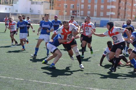 Unión Rugby Almería iniciará la liga en casa y frente a Ciencias de Sevilla.