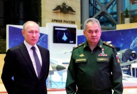 Rusia ya tiene un arma hipersónica