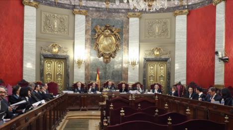 Se despejan las dudas, la justicia en España sigue regentada en gran parte por jueces franquistas