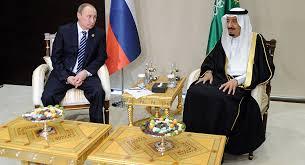 Arabia Saudí acerca posturas con Rusia tras sentirse dolida con EE UU