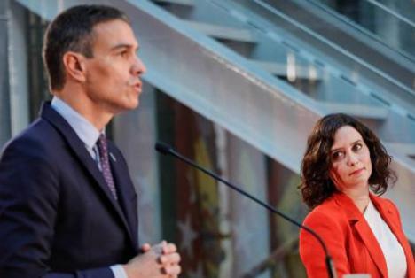 El estado de alarma de Madrid que el gobierno va a aprobar evitará las salidas por el Pilar y el riesgo de expandir la pandemia