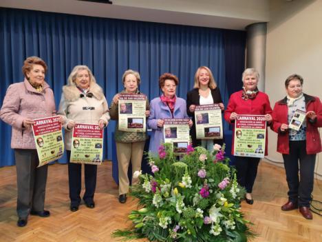 La Asociación de Amas de Casa, Consumidores y Usuarios de Lorca organiza el XXIV Encuentro de Poesía y Música 'Día de San Valentín' para el viernes, 14 de Febrero