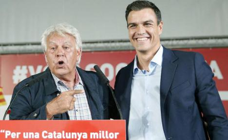 ¿A quién proteje, Pedro Sánchez?