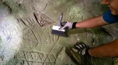 ¿Hubo contacto entre los mayas y los extraterrestres?