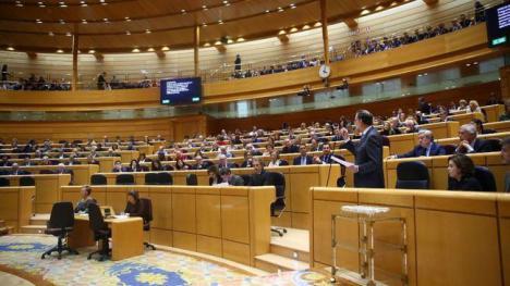Pedro Sánchez dispuesto a disolver el Senado si el PP boicitea los presupuestos