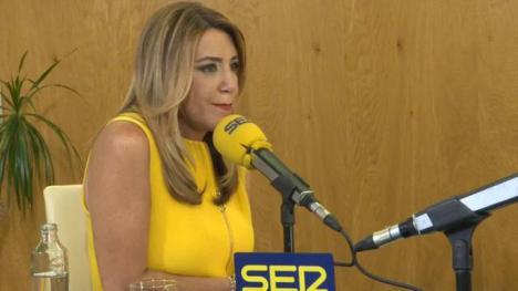 Susana Díaz, quién te ha visto y quién te ve