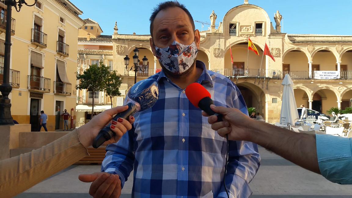 El PP de Lorca propone dotar a las aulas de los centros educativos del municipio de purificadores de aire con filtros HEPA que neutralizan las partículas del Covid-19