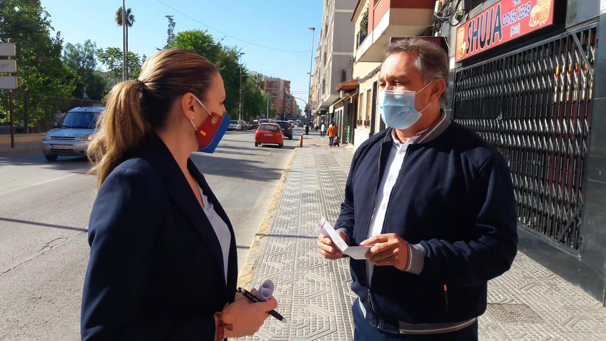 La renovación integral de Jerónimo Santa Fe, una inversión de 2,5 millones €, se queda sin tiempo para ejecutar las obras por 'la pasividad' del actual Alcalde