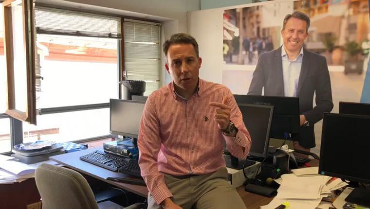 """Fulgencio Gil: """"las medidas del actual gobierno local son una copia mala y hueca del Plan LORCA RESPONDE, que prolongarán la crisis social y económica en nuestro municipio"""""""