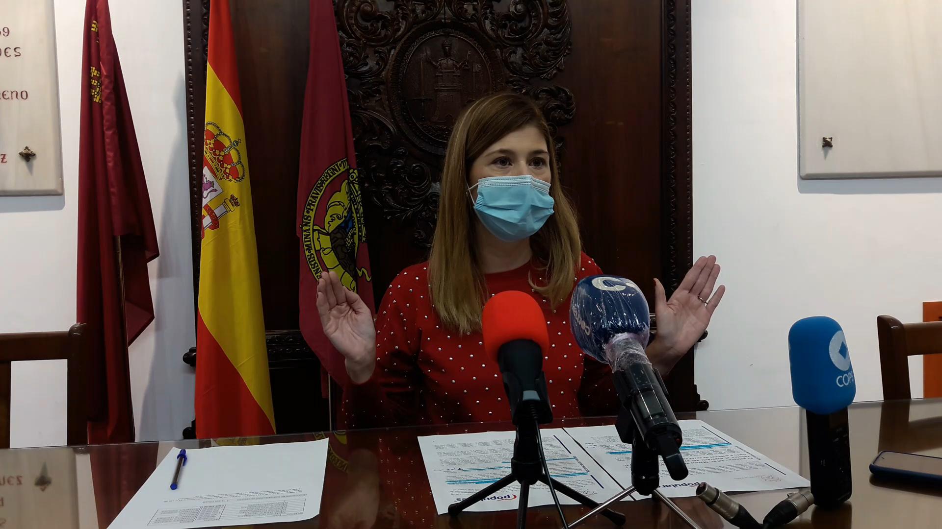 El PP de Lorca acusa al Gobierno de Mateos de