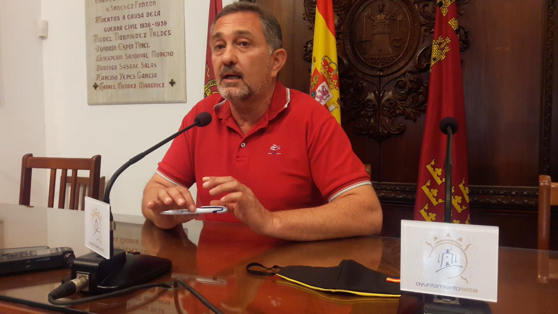 El PP advierte al Alcalde del PSOE que las obras en las ramblas las tiene que pagar el Gobierno central y exige que se le envíe la factura a la CHS