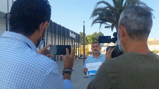 El `PP de Lorca tacha de fracaso la anulación del contrato para continuar con el proyecto del Recinto Ferial