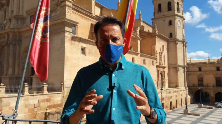 El Pleno Extraordinario forzado por el PP 'para impedir' que Alcalde de Lorca entregue 6,5 millones € del Ayuntamiento a Pedro Sánchez será el día 15
