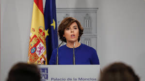 Pulso de Puigdemont a Rajoy.