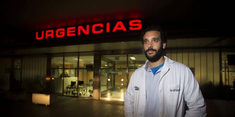 Condenado el médico Jesús Candel (Spiriman) por llamar 'hija de puta' a Susana Díaz