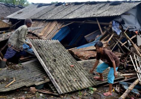 Tsunami mortal en Indonesia con cerca de 170 muertos por el momento