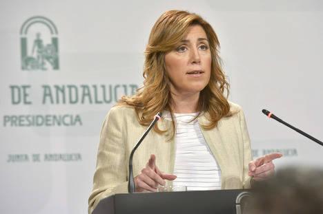 A la presidenta andaluza y a ocho consejeros, el IRPF de 2016 le sale a devolver