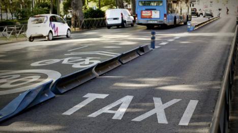Los taxistas le ganan la batalla legal a Uber