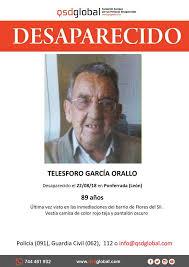 Batida ciudadana en Ponferrada para buscar a un desaparecido