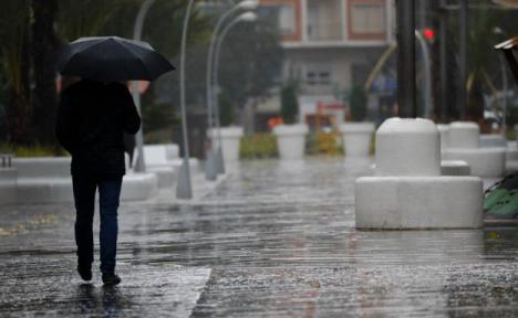 El Plan Nacional de Predicción y Vigilancia de Meteorología permanece activo ante posibles lluvias torrenciales en cortos periodos de tiempo