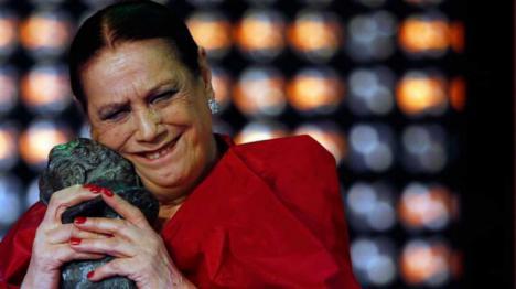 El cine de luto, muere Terele Pávez