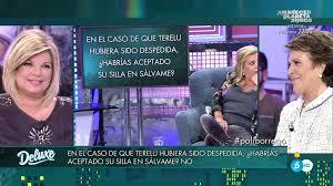 Terelu Campos y su amistad íntima con un político