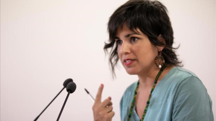 Teresa Rodríguez exige a Susana Díaz que dimita