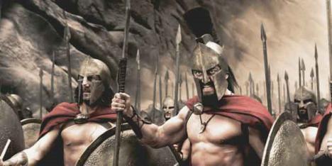 Esparta, la máquina de guerra de la Antigua Grecia