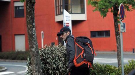Última hora : Josu Ternera que había sido puesto en libertad esta mañana, ha vuelto a ser detenido por la policía francesa