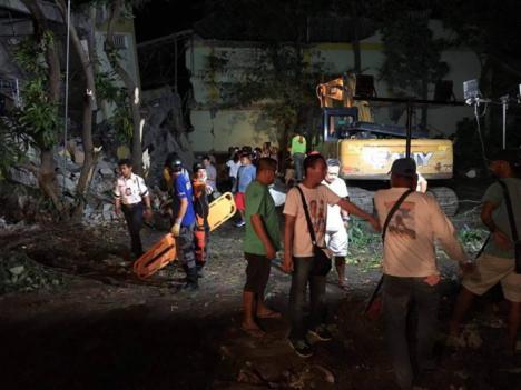 Un terremoto de 6,3 grados sacude la región de Coquimbo en Chile