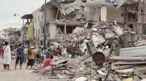 Última hora: Terremoto en ecuador de 7, 7 grados según el Servicio Geológico de Estados Unidos