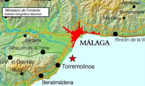 Dos nuevos terremotos con epicentro en Torremolinos