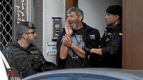Carcel para los los 7 CDR de organización terrorista para los que la fiscalía solicitaba prisión