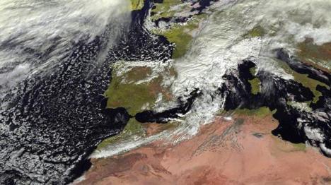 Alerta máxima en todo el Mediterráneo por gota fría.