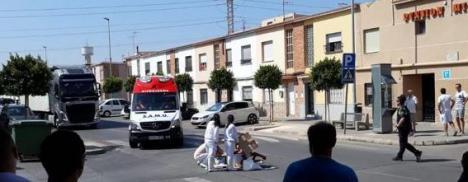 Un hombre herido por arma de fuego en Almassora