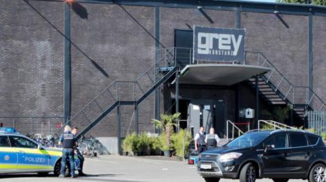 Dos muertos y varios heridos en un tiroteo en un club nocturno de Alemania