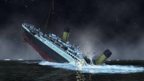 EL TITANIC VOLVERÁ A SURCAR LAS AGUAS EN 2022