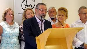 Adela Segura pactó con el alcalde de Albox, Francisco Torrecillas la presidencia del Consorcio de Residuos del Levante- Almanzora- Los Vélez.