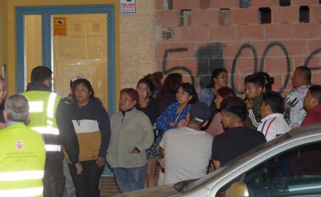 Detienen a un hombre, de nacionalidad ecuatoriana y vecino de Torre Pacheco después de que haya aparecido muerta su exnovia