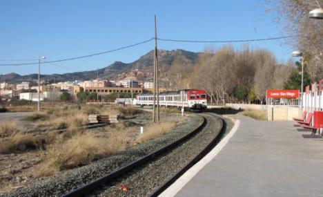 ADIF aprueba la adjudicación por 59,2 M€ de las obras de plataforma del tramo Totana-Lorca de la LAV Murcia-Almería
