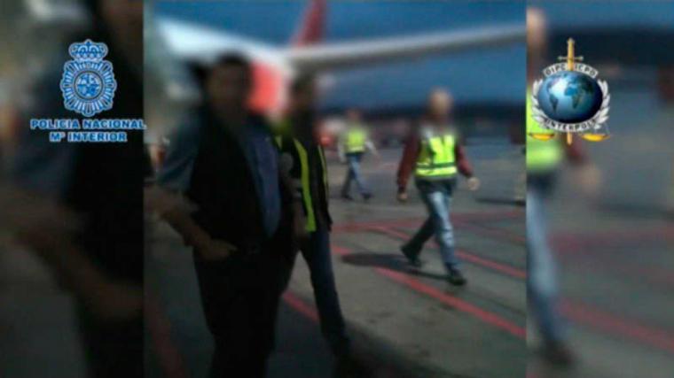 La policía ha detenido en Barajas al etarra 'Tontxu'