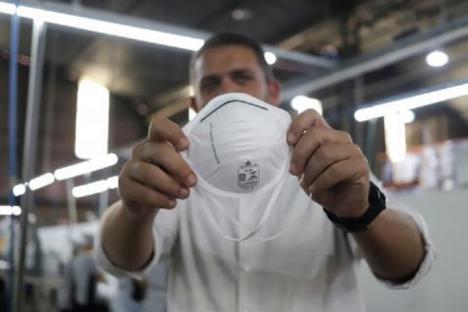 Una persona detenida por estafar más de 700.000 euros con la venta de mascarillas para prevenir el coronavirus