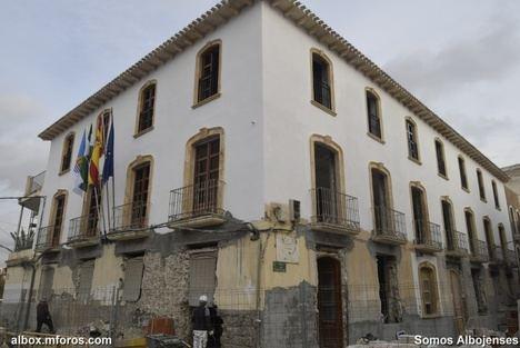 """La Plataforma de Albox denuncia que Torrecillas ha sido multado con 7.502 € por la Inspección de Trabajo por contratar """"Falsos Autónomos"""" en el Convento."""