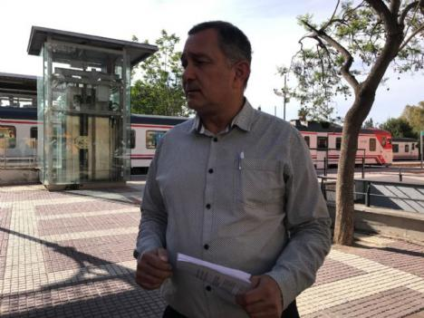 El Partido Popular reclama a Renfe que Lorca sea la primera ciudad de la Región en la que presten servicio los nuevos trenes que ha anunciado que va a comprar